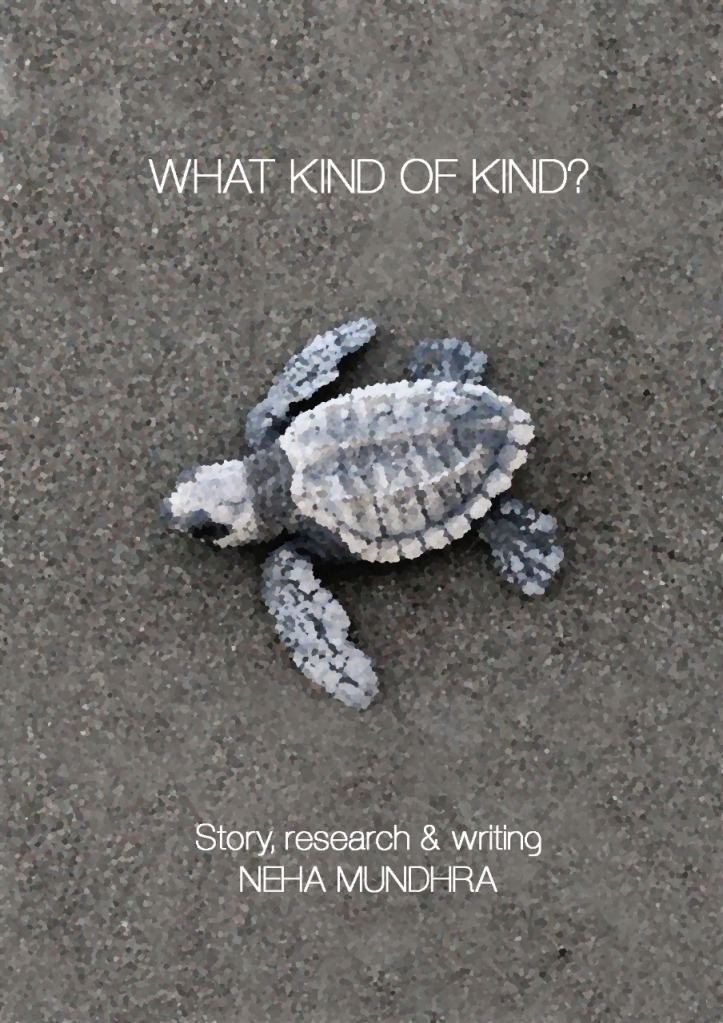 What kind of kind? Book Cover