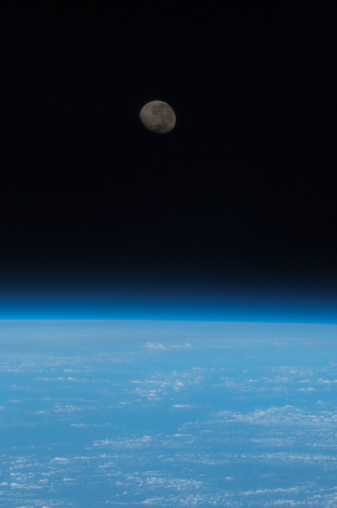 Earth, the blue dot that we call home, needs us to stop and listen, and change: By the Bay--on the night of a waning gibbous the Earth quaked.